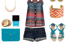 My Style / Summer style & fun :D / by Nerine Harris