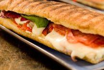 sandwiches / by Cherie Stout Davis