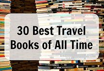 Travel Books / Books about travel or to-read books set in travel destinations