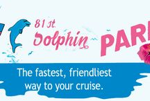 81st Dolphin Parking / The 81st Dolphin Cruise Parking services is an advantageous parking decision for Port of Galveston voyage explorers. Amid journey flights and returns their bus administration runs travelers to the cruiseport. Your reservation made here is secure and ensures your space.