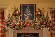 Christmas Decorations / by Jane Eason