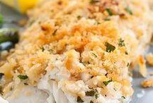 Fish  / Fish dishes