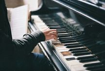 music. / music gives a soul to the universe, wings to the mind, flight to the imagination and life to everything.