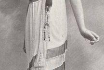 vrouwen 1900 tot 1940