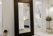 Mirrors Illusions / Freestanding wall mirrors to transform the space