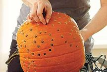 Holidays - Halloween - Pumpkins / by Siobhan Beatty