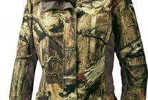 tjej-jaktkläder