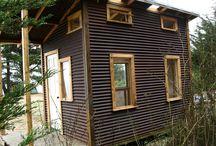 wellblech hütte hut
