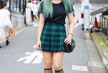 Tokyo clothes