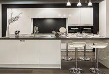 keukens met eiland modern