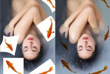 Photoshop / Photography editing tricks / by Brande Wester