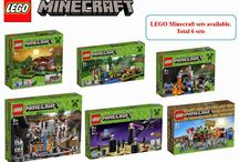 Christmas offer: LEGO Minecraft sets of 6 new arrival