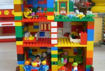 Lego/Duplo / Lego and Duplo creative ideas