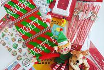 Fred's Box Christmas