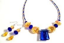 Sapphire Necklaces / by Engagement