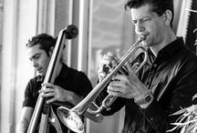 Ariel Jazz - Trumpet and Double Bass / Ariel Jazz Weddings Events