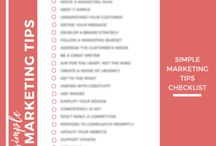Checklist Products / If you need a checklist -- look no further. You'll find helpful tips for life, productivity, social media, marketing, business and much more. Grab yours today!