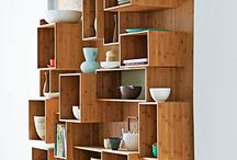 shelving / by Gail Kepler