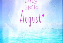 All things August & of Course Leo / August/Leo Fun Stuff / by Gail Nakazawa