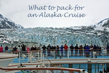 Alaska cruise trip / Summer vaca / by Kelly Cooper