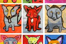 Animal Art Project Ideas / I am looking for ideas to do art projects about animals with my class.