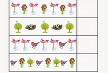 Madarak és fák világnapja, óvoda