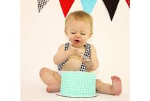T's First Birthday / by Kate Mac