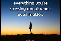 ❤ Stress Quotes ❤
