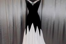 Ballroom and latin dresses / Dresses I love to wear, own, dance in or all of those combined.