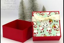Gift Boxes - Containers