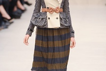 Fall '12 Fashion Week Faves / by Kayte Terry