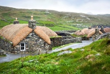 Island life / Photos of (predominantly) Scottish islands - creative writing prompts, but also just really beautiful :)