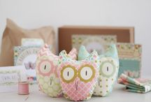 Simple Craft Kits  / Our range of craft kits are perfect for those new to sewing and suitable for all the family, aged seven and up.