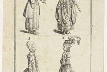 Fashion plates: 1779