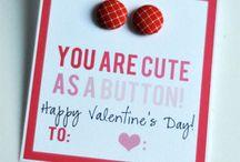 Valentines Ideas / by Teresa Taylor
