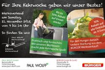 PAUL WOLFF Werksverkauf / Werksverkauf, Fabrikverkauf, Lagerverkauf, Factory Outlet bei PAUL WOLFF in Mönchengladbach und Ditzingen