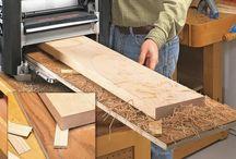Woodworking -> Planer
