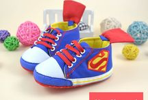 Superhero Items / Clothes and accessories for the youngest of Superhero's