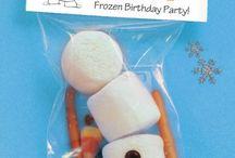 Frozen Birthdayparty