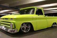 Cars & Truck Stuff / by Nick Raymond