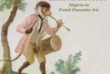 Rococo, books