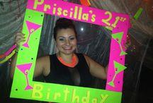Paula's 21st