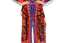 Resort Kaftan Dresses