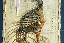 Steampunk / by Karla Akins