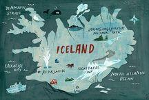 Maps Maps Maps / Maps, old maps, new maps, red maps, blue maps.