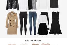 Capsule wardrobe ❤️