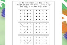Perceptual skills worksheets