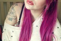 Pretty hair / by Dasia