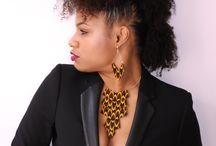 Kiny paris Wax ❤️ Etsy / Bijoux en Wax et accessoires en Wax sur Etsy.com