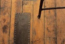 Podlaha / Dřevěné podlahy, terasy apod.